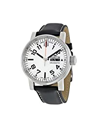Fortis Spacematic Automatic White Dial Mens Watch 623.10.42 L01