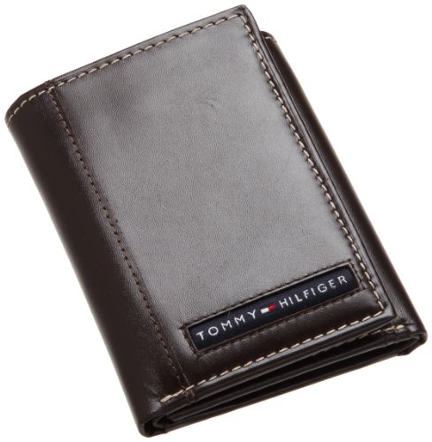 Tommy Hilfiger Men's Cambridge Trifold Wallet