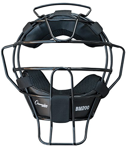 Champion Sports Lightweight Umpire Face Mask, ()