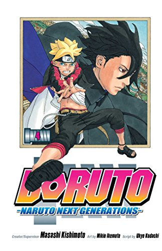 Boruto, Vol. 4: Naruto Next Generations (Boruto: Naruto Next Generations)