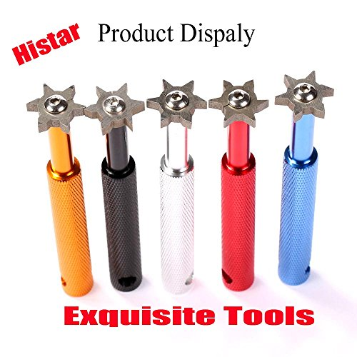 HISTAR-Golf-Club-Groove-Sharpener-and-Cleaner-Tool-with-6-Heads-From-Specialty-Golf-Products