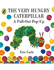 The Very Hungry Caterpillar - a Pull Out Pop Up: Eric Carle