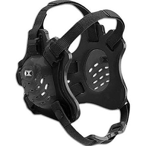 Cliff Keen Youth Tornado Wrestling Headgear - All Black by Cliff Keen by Cliff Keen