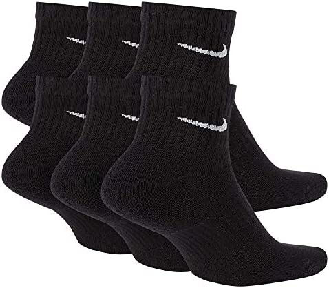 Nike Everyday Cushion Ankle Training Socks (6 Pair)