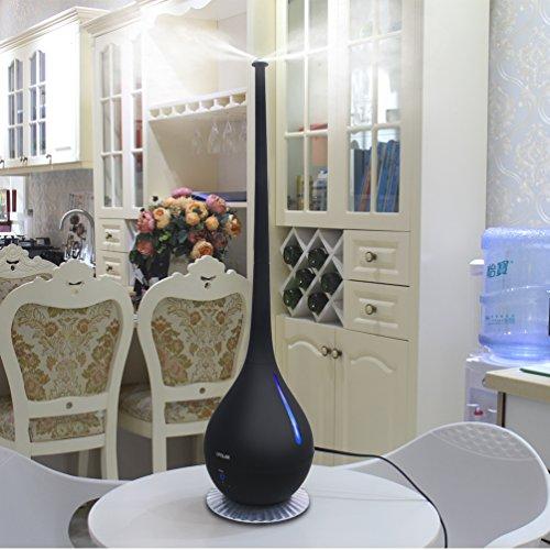 Opolar Ultrasonic Cool Mist Vase Humidifier For Bedroom Import
