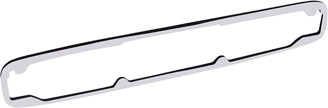 RUXIFEY Single Side 3rd Third Brake Light Gasket Seal Compatible with Chevy Silverado GMC Sierra 1500 2500 3500 2007 to 2013 High Mount Stop Lamp Assembly 2nd Gen
