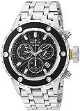 Invicta Men's 'Subaqua' Quartz Stainless Steel Casual Watch, Color:Silver-Toned (Model: 23919)