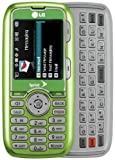 LG Rumor LG260 Phone, Green (Sprint)