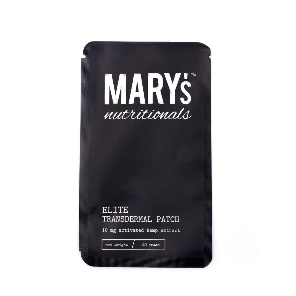 Elite Patch (10) by Mary's Nutritionals