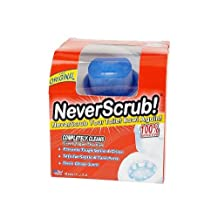 Never Scrub Automatic Toilet Cleaning System - New/Improved