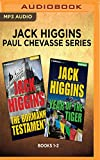 img - for Jack Higgins - Paul Chevasse Series: Books 1-2: The Bormann Testament, Year of the Tiger book / textbook / text book