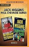 Jack Higgins - Paul Chevasse Series: Books 1-2: The Bormann Testament, Year of the Tiger