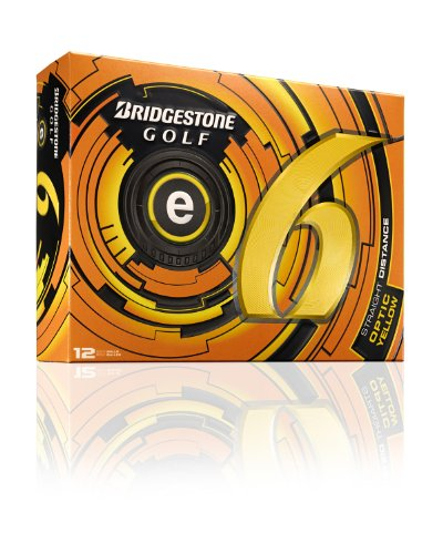 Bridgestone Golf 2013 e6 Golf Balls Pack of 12