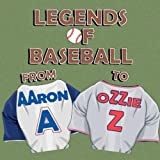 img - for Legends of Baseball: from Aaron to Ozzie book / textbook / text book