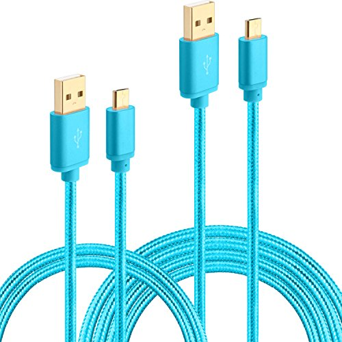 Charging HI CABLE Braided Gold Plated Charger