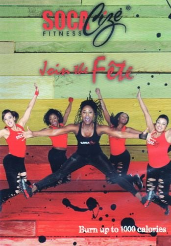 Socacize Fitness Volume 2 Join the Fete - Video Piloxing