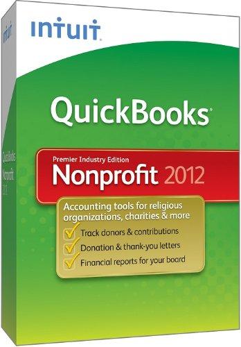QuickBooks Premier Nonprofit 2012 [OLD VERSION]