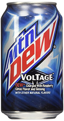 Image Gallery mountain dew voltage