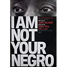 I Am Not Your Negro 2016 U.S. One Sheet Poster