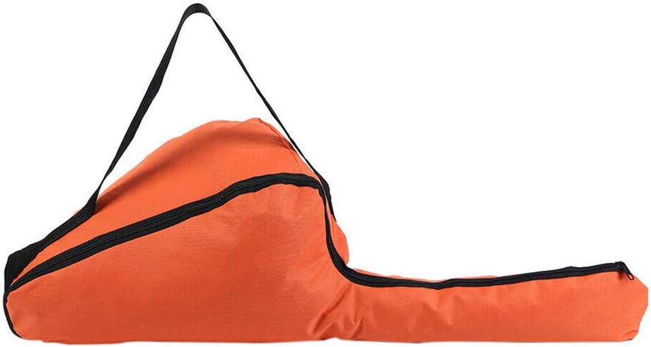 Tongdejing Bolsa de transporte para motosierra, portátil, protección completa, bolsa de almacenamiento, tela Oxford impermeable