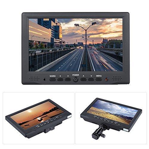 Andoer Digital Field Monitor HD LCD Display for or Canon Nikon Sony A7S/ A7S II/ A7R/ A7R II DSLR Camera Camcorder (HD 800x480)