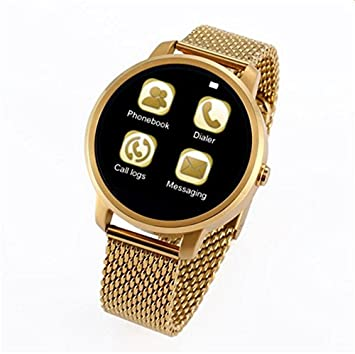 Amazon.com: 2016 V360 Smart Watch for Apple iPhone Huawei ...