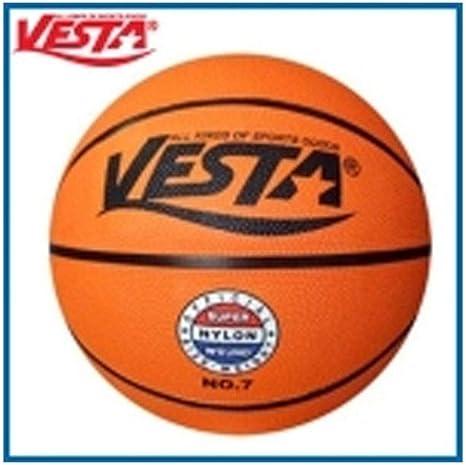 Vesta - Balón de Baloncesto (Goma) 7: Amazon.es: Deportes y aire libre