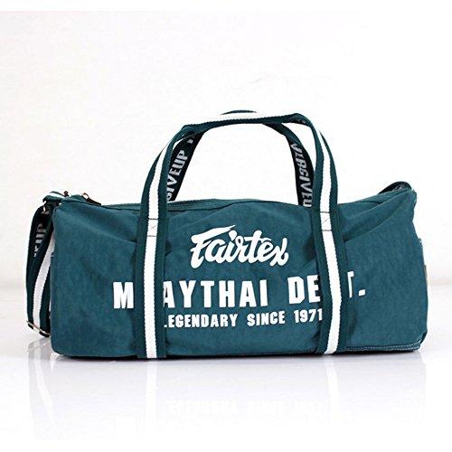 FAIRTEX MUAY THAI BOXE Retrò Stile Barrel Borsone Bag-BAG9