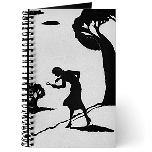 CafePress - Nancy Drew Journal - Spiral Bound Journal Notebook, Personal Diary, Lined