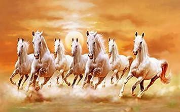 Kayra Decor Running Horses Wallpaper 3d Wallpaper Print Decal Deco