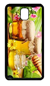top case honey TPU Black case/cover for samsung galaxy note 3 N9000