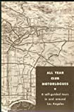 All Year Club Motorlogues self-guided Los Angeles Tours booklet 1950s