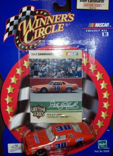 Winners Circle Dale Earnhardt 1/64 #30 Army WC LT