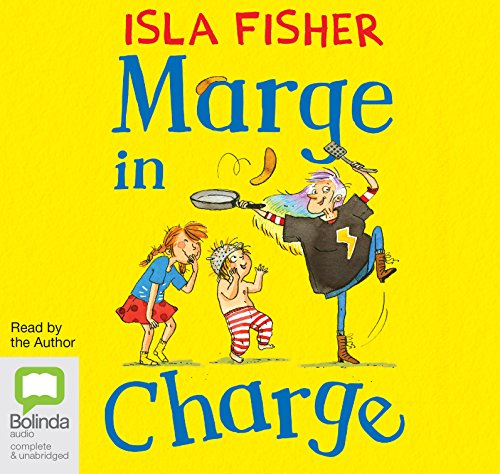 Marge in Charge: 1 by Bolinda audio
