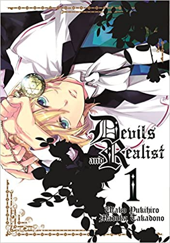 Image result for devils and realist vol 1