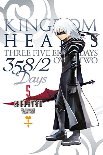 Kingdom Hearts 358/2 Days, Vol. 5 - manga