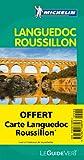 Image de LE GUIDE VERT; Languedoc-Roussillon (édition 2012)