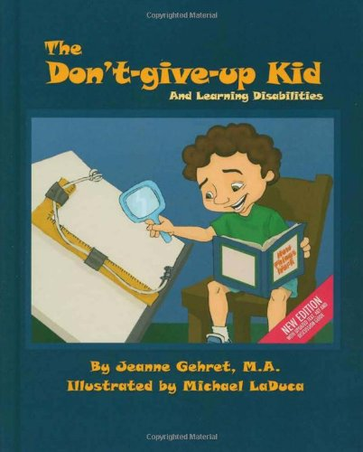 The Don't-Give-Up Kid: and Learning Disabilities (The Coping Series) PDF