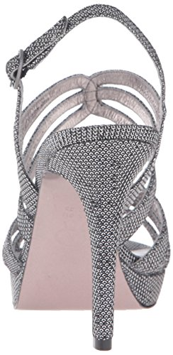 Sandal Pewter Women's Papell Dress Adrianna Anita aIfnax