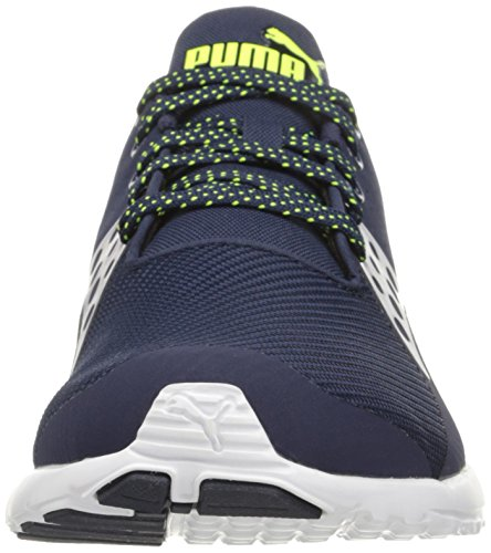 PUMA-Mens-Valor-Mesh-Running-Shoe-PeacoatSafety-Yellow-10-M-US