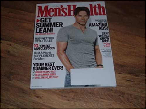 f26709bb20e Men s Health July   August 2011 (Stephen Moyer) Single Issue Magazine – 2011