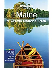 Lonely Planet Maine & Acadia National Park 1st Ed.