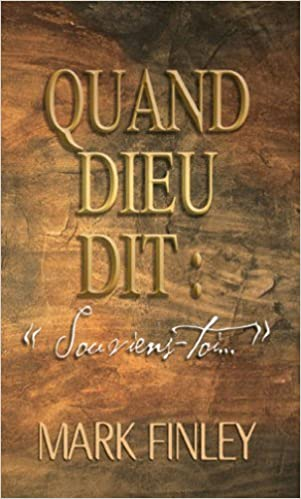 "Lataa google eBooks pdf Quand Dieu dit: ""Souviens -Toi..."" (French Edition) in Finnish MOBI B005I538MO"