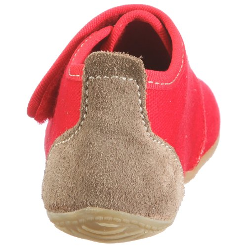 Living Kitzbühel Unisex Baby Lauflernschuhe Rot (rot 350)