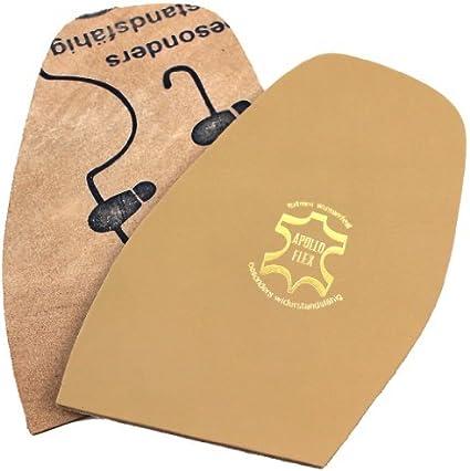 Cuir Demi Semelles 1 paire pour DIY Chaussure R/éparations Haute Qualit/é fabriqu/é en Allemagne Ladies 148 x 93 mm