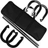 Trademark Global 8-276 Executive Deluxe Easy to Carry Horseshoe Set