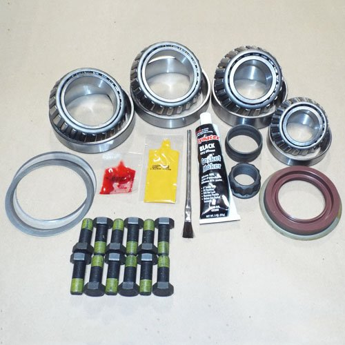 Rmkt Rack - Motive Gear R11.5RMKT Master Bearing Kit with Timken Bearings (GM 11.5