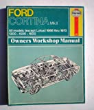 Ford Cortina Mark 2 Owner's Workshop Manual