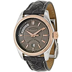 Armand Nicolet M02 Men's Automatic Watch 8641A-2-GR-P974GR2
