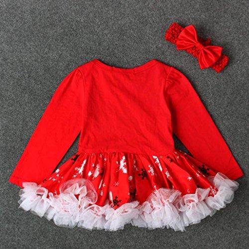 Kleid mädchen Kolylong®1 Set 318 Monate Kinder Baby Mädchen ...